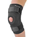 Patella Stabilizer Knee Brace PRO - Бандаж-стабилизатор коленной чашечки с пружинами.