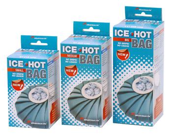 Reusable Cold/Hot Pack – гелевый согревающий (охлаждающий) пакет Pharmacels, холодотерапия и термотерапия