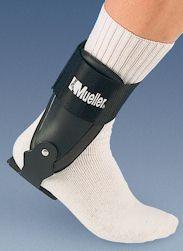 Фиксаторы, бандажи - Лодыжка, Mueller Lace-Up Ankle Brace / Lite™ Ankle Brace, Мир-Спорт - спортивная медицина, ортопедия