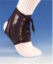 Фиксаторы, бандажи - Лодыжка, Mueller ADJUST-TO-FIT™ Ankle Brace, Мир-Спорт - спортивная медицина, ортопедия