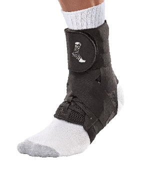 Фиксаторы, бандажи - Лодыжка, Mueller The One Ankle Brace, Мир-Спорт - спортивная медицина, ортопедия