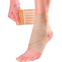 Фиксаторы, бандажи - Лодыжка, Pharmacels Ankle Wrap, Мир-Спорт - спортивная медицина, ортопедия