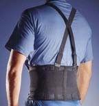 Фиксаторы, бандажи - Спина, Mueller Back Support with Suspenders, Мир-Спорт - спортивная медицина, ортопедия, пояс для спины