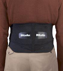 Фиксаторы, бандажи - Спина, Mueller Lumbar Back Brace with Removable Pad, Мир-Спорт - спортивная медицина, ортопедия, пояс для спины