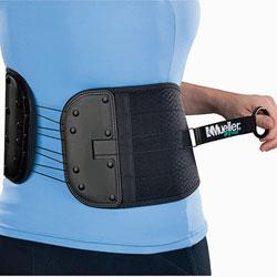 Фиксаторы, бандажи - Спина, Mueller Green Adjustable Back & Abdominal Support, Мир-Спорт - спортивная медицина, ортопедия, пояс для спины