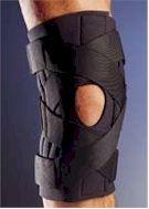 Фиксаторы, бандажи - Колено, Mueller Wraparound Knee Brace Deluxe,  ортопедия