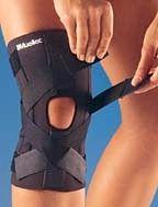 Фиксаторы, бандажи - Колено, Mueller Wraparound Knee Brace,  ортопедия