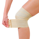 Фиксаторы, бандажи - Колено, Pharmacels Knee Wrap,  ортопедия