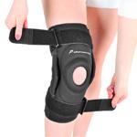 Фиксаторы, бандажи - Колено, Pharmacels Hinged Wraparound Knee Brace,  ортопедия